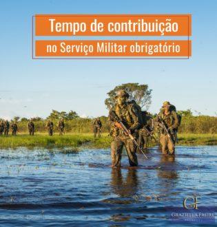 Serviço Militar x INSS